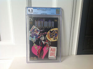 Selling Off 4 BEAUTIFUL Harley Quinn Comic Books!!
