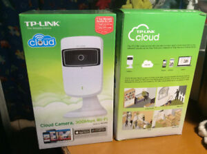 Security camera, brand new, still in box, 2 available