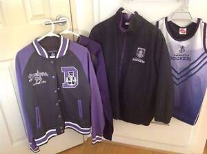 Fremantle Dockers Merchandise Jackets Top and Tank Top Byford Serpentine Area Preview