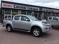 2016 16 ISUZU D-MAX 2.5 UTAH VISION AUTOMATIC CHOICE IN STOCK OPEN 7 DAYS