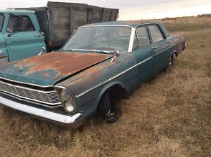 For sale 1965  Ford Galaxy 500 sedan