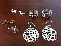Sterling Silver Jewlery