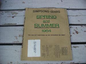 simpson sears  cataloque Cornwall Ontario image 3
