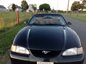 Convertible 1997 Ford Mustang GT