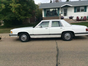 "1989 Mercury Grande Marquis GS  ""For Sale"""