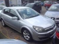 Vauxhall/Opel Astra 1.6i 16v 2005.5MY SXi px to clear