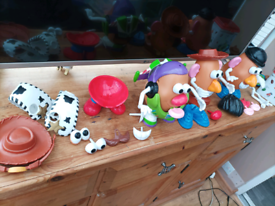 Mr Potato Head Characters and Accessories