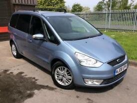 Ford Galaxy 2.0TDCi ( 140ps ) 2007.75MY Ghia