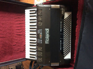 Roland FR7 Accordion