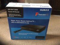 TV set top box, humax