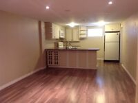 Basement apartment in georgetown for rent