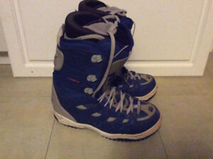 Ride snowboard boots size 11 men's great condition