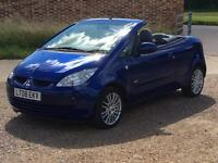 2008 Mitsubishi Colt Cabriolet 1.5 CZC2 49,000 Miles Only