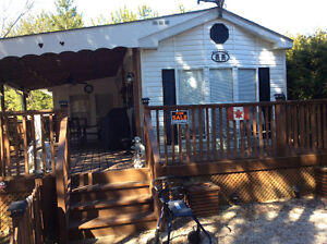 Park trailer for sale in Wasaga Beach!