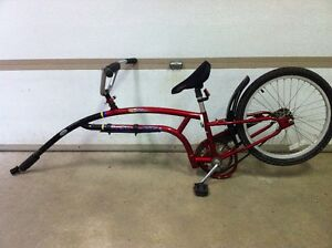 "Vélo tandem ""Trail-a-Bike"" de marque Adams"