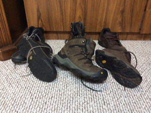 Men's boots in excellent condition