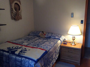 Bright  Study-ready furnished room, NON SMOKERS ONLY PLEASE! Kitchener / Waterloo Kitchener Area image 3