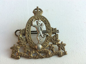 Canadian veteran war badges, medical, religious pin $15-$20 each