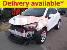 2017 Vauxhall Mokka X Design Nav Turbo 1.4 DAMAGED REPAIRABLE SALVAGE