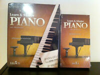 Learn & Master Piano pack