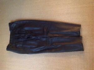 Motocycle leather pants
