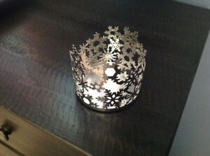 Christmas Candle Accessories