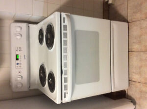 New Moffat Self Cleaning Coil Top Electric Range/Oven