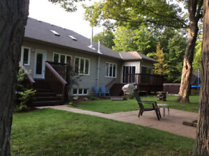 Beautiful, private and serene waterfront property near Kingston