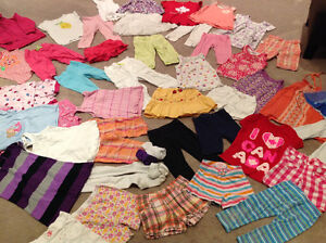 Girls Summer Clothing - 4T