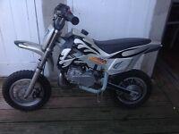 Mini dirt bike/midi dirt bike