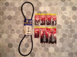 Bulbs & belt for 1996 Dodge/Chrysler Neon