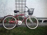 Men's Cruiser Bicycle
