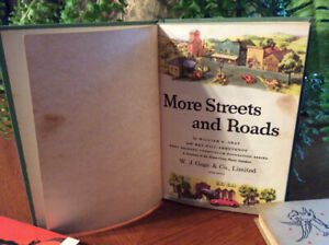 BOOK MORE ST. AND ROADS BASIC READERS 32 GAGE by William GRAY