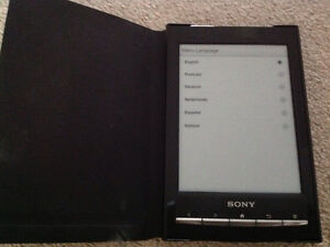 The Sony E-Reader