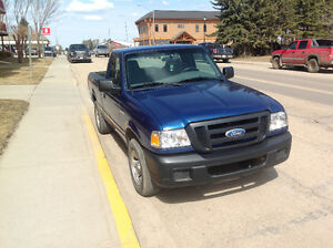 2007 Ford Ranger XL Pickup Truck