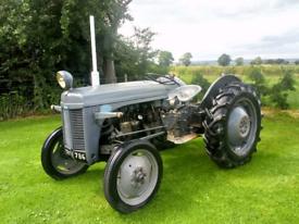Ferguson tractor   Plant & Tractor Equipment for Sale - Gumtree