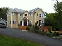HUGE, Energy Efficient House on 2 Acres in Fall River