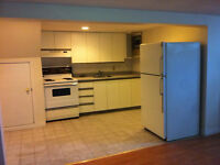 spacious 1 bedroom basement appartment in Richmond Hill