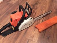 Stihl ms180 chainsaw tree surgeon tools equipment