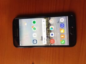 Samsung S6 Black Sapphire 64GB unlocked,unwanted gift as new