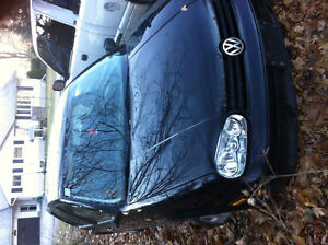 2001 Volkswagen Golf Hatchback trade for snowmobile