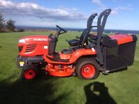 Kubota G23 II ride on tractor - 41.9 hours only little use