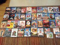 Children's classic DVDs (many Walt Disney Favourites)