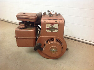 Summer project? Small engines for sale
