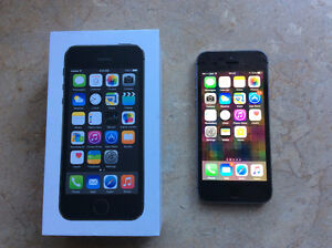 iPhone 5s 16 GB with accessories
