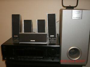JVC500watt stereo system