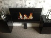 LED Electric fire