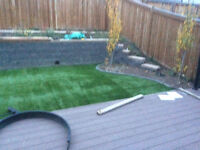 Artificial turf- $5/ sq ft - 50 sq meter available
