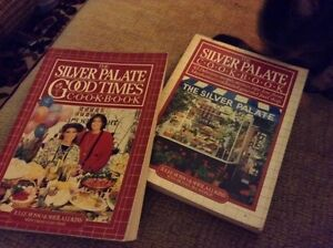 Two Silver Palate cookbooks - 20$