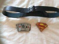 Men's belt buckles
